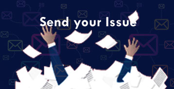 Send your Issue